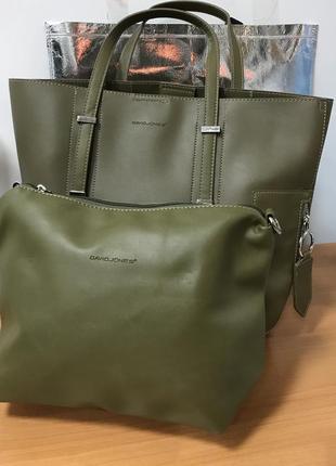 05a66ec945c6 Женская сумка d. jones 5556b-2 (3 цвета) David Jones, цена - 489 грн ...