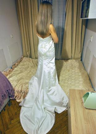 Свадебное платье (pearce fionda)