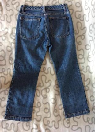 Джинсові шорти, вкорочені джинси