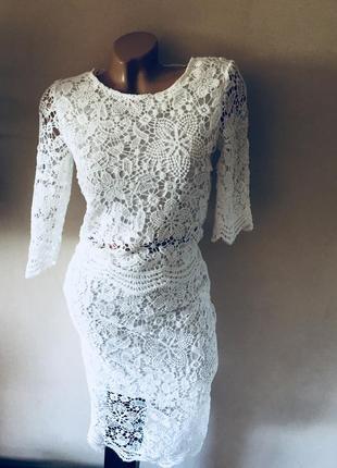 Костюм , платье