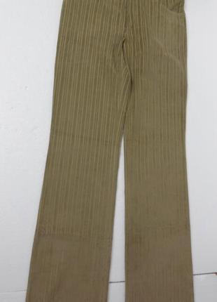 Startex. вельветовые брюки размер м. из турции.