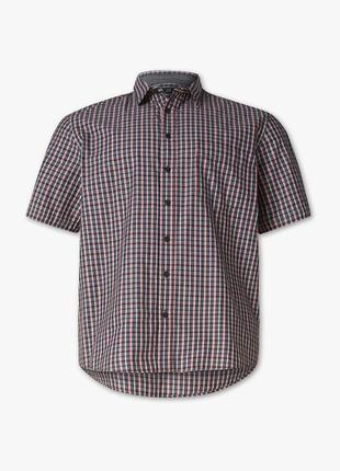 Красивая мужская рубашка canda c&a xl ворот 43-44, на 52-54 наш