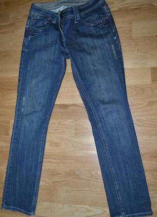 Модные джинсы crafted