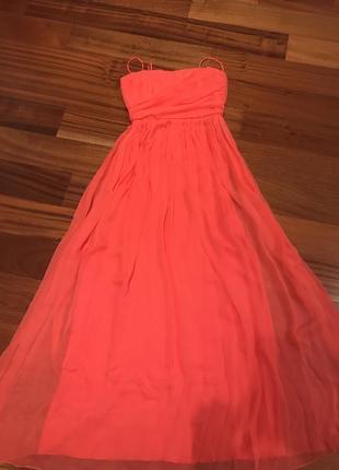 Роскошное платье  дизайнерское вечернее  нарядное
