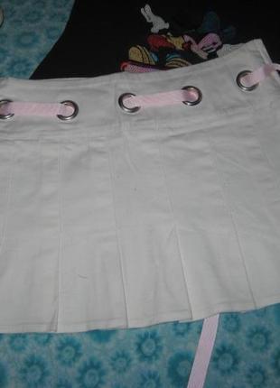 Стильная юбка look
