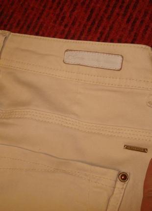 38 р. оригинал фирменные коттоновые штаны/скини5 фото