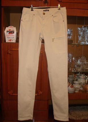 38 р. оригинал фирменные коттоновые штаны/скини1 фото