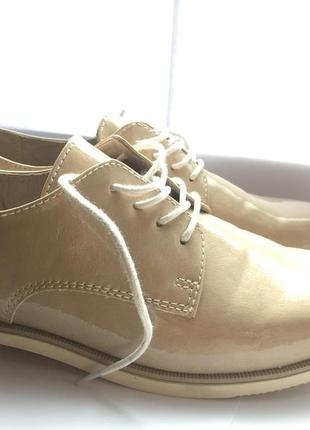 Оксфорды туфли marco tozzi
