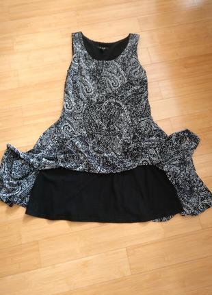 Платье летнее (не требует глажки)