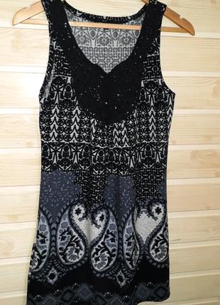 Платье туника р.м qed london