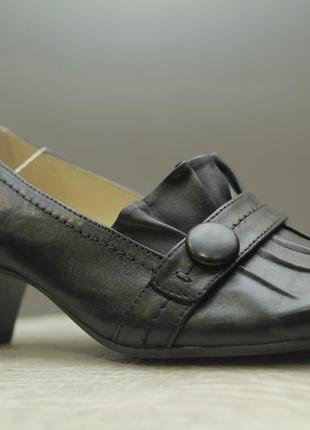 Фирменная обувь caprice, германия, кожа,