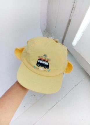 Натуральная кепка шлем c&a