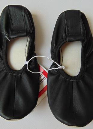 Балетки для танцев чешки сток