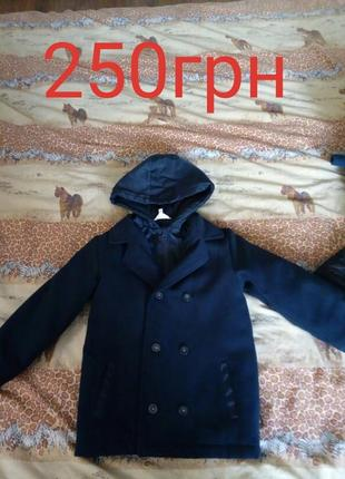 Куртка- плащик для хлопчика 3-4 роки .