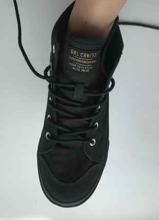 H&m спортивные ботиночки 37 р