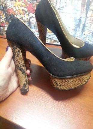 Супер туфли на высоком каблуке dorothy perkins