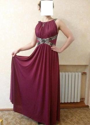 Вечернее платье, new look, р.12 новое