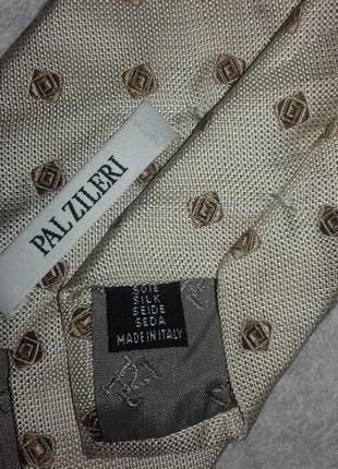 Шелковый галстук от pal zileri