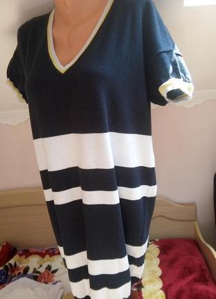 Туника-платье next большого размера