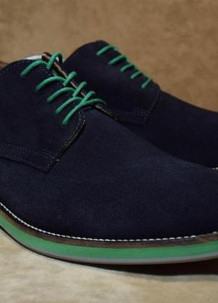 Туфли aldo suede ботинки. румыния. оригинал. 43 р./28.5 см.
