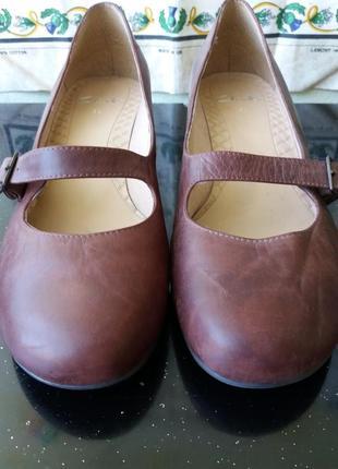 Туфли лодочка clarks