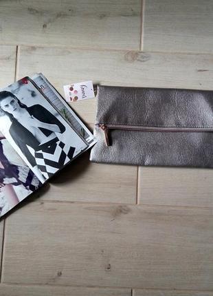 Стильный клатч сумка