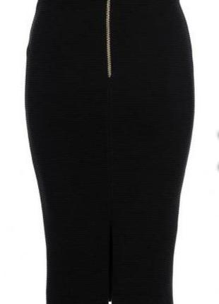 Обтягивающая юбка-карандаш rinascimento