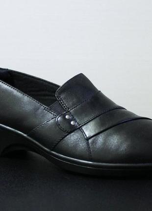 Оригинал clarks туфли на стопу 24 / 24.5