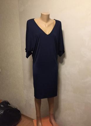 Стройнящее платье балахон