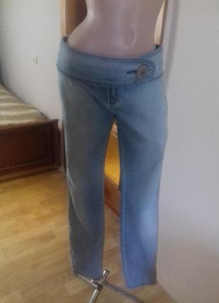 Голубые женские джинсы miss sixty p.30