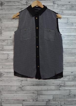 Блуза 1+1=3