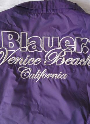"1/3 цены!!!крутейшая фирменная куртка ""blauer"", 100% оригинал!!!"