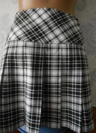 Юбка шотландка цена