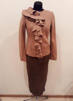 Пиджак от итальянского бренда sisley/benetton