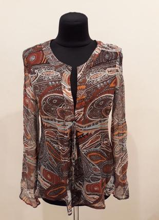 Легкая блуза от esprit. оригинал!