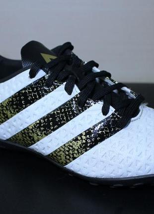 Оригинал adidas ace 16.4 tf сороконожки 25 / 25.5