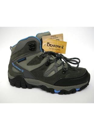 Bearpaw corsica водонепроницаемые ботинки высокие кроссовки оригинал 37 38 39 40