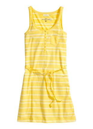 Платье h&m оригинал размеры xs и s