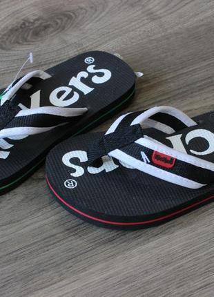 Вьетнамки шлепанцы kickers оригинал 26-27 размер