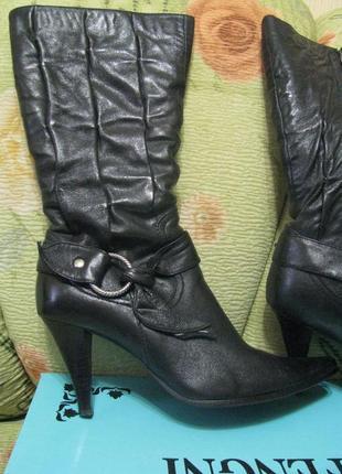 Зимние сапожки для красивой ножки