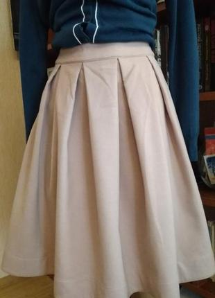 Двухсторонняя юбка