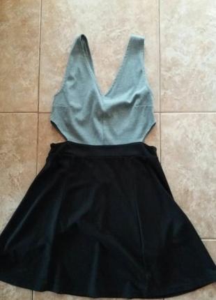 Плаття з розрізами по боках від h&m