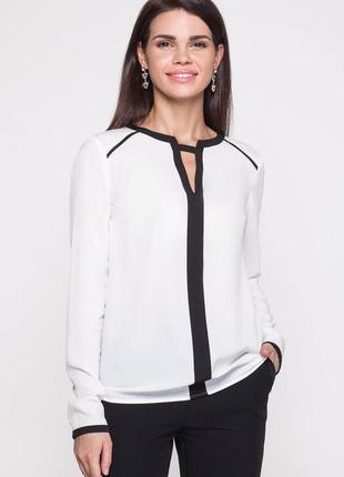 Женская стильная блузка шифоновая mohito