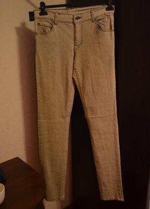 Молодежные джинсы мужские
