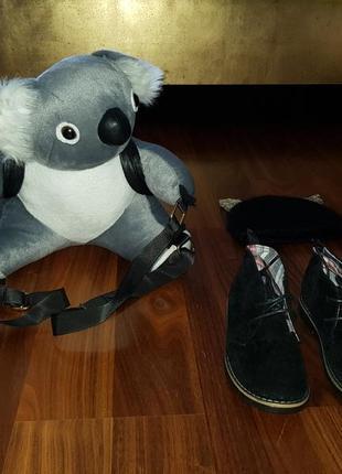 Детский- подростковый рюкзак панда
