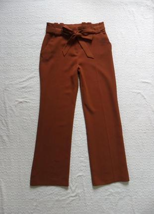 Хит сезона! высокие штаны брюки клеш от бедра atmosphere, 14 размер.