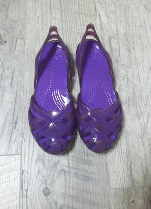 Кроксы crocs 36 35 j4