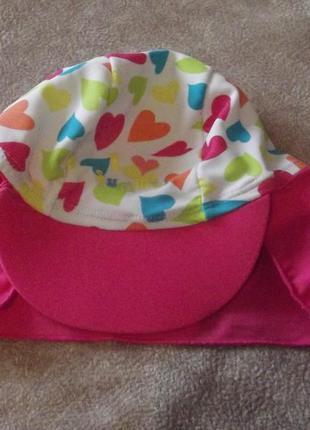 Пляжная шапочка 3-6м yd