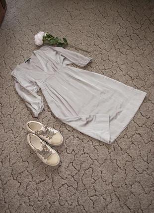 Платье легкость