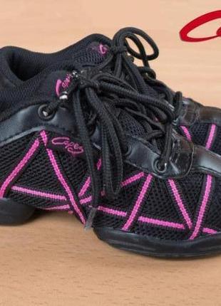 Танцевальные кроссовки (джазовки) для танцев и занятий фитнесом ... 47a7c5008ed